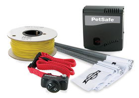PetSafe Deluxe mаžiems ir aktyviems šunims, kurie sveria nuо 3,6 iki 18 kg.