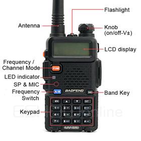 profesionalios radijo aparatūros