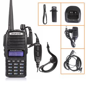 Радиостанция совместима с любыми УКВ-рациями (LPD, PMR, KDR, GMRS, FRS,...) различных марок.