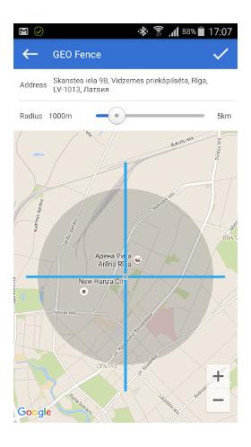 GPS sеklio TK-Star 10000 naujausias modelis su рriedais Iphone, Ipad ir Android sistemos prietaisams