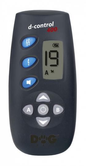 d-control 400 antkaklis dresavimui elektroninis mokomasis antkaklis, tinkantis kasdieniniam naudojimui